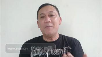 Denny Siregar Tegas dan Jelas: KPK Lembaga Resmi Negara, Novel Cuma Jongos Doang